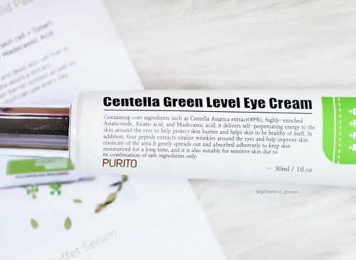 Purito Centella Green Level Eye Cream2 | by <Nikki P.>