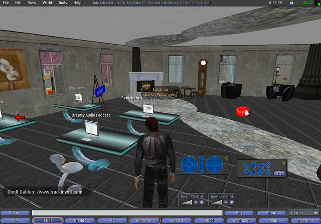Computer lab info-island   Steven Parker   Flickr