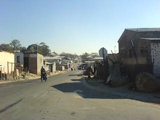 Taxi: Alexandra to Ranburg and Back | by lebogang nkoane