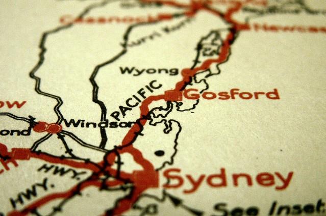 Sydney to Gosford