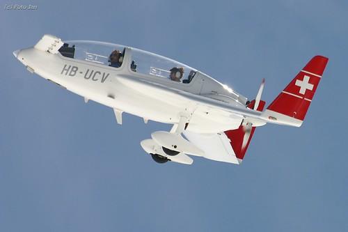 Gyroflug - Airplane (Chamonix)   Gyroflug airplane taken ...  Gyroflug - Airp...