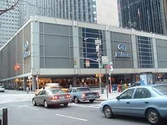 New York - Hilton Hotel   by celikins