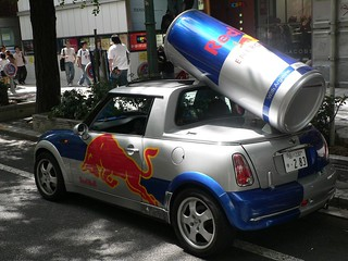 Mini Red Bull | by ghismo