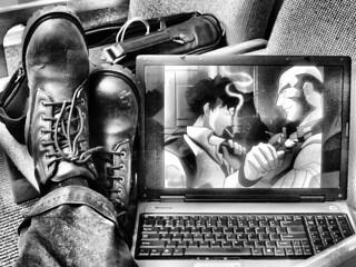 cowboy bebop | by striatic