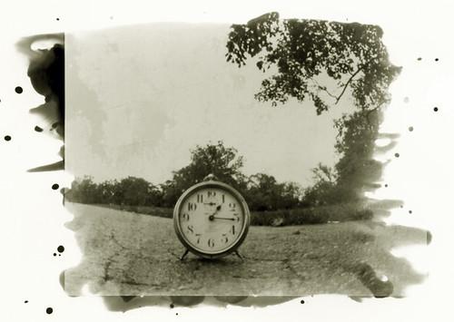 Pinhole: Clock | by Matt Callow