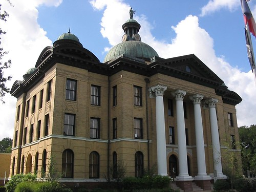 Fort Bend County Courthouse (Texas) | by fusionpanda