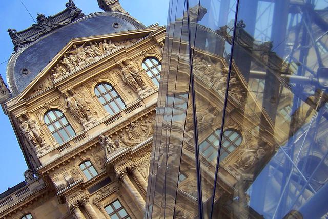 Louvreflection