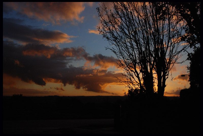 Horsforth sunset