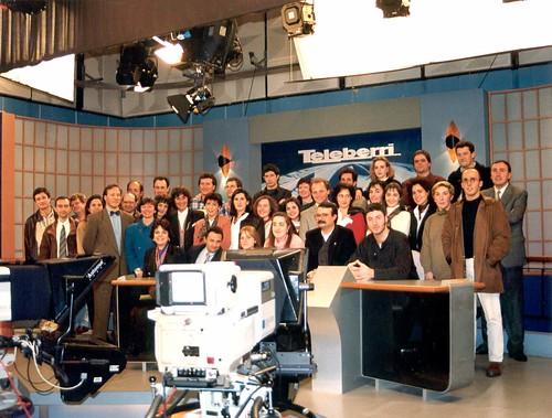 Alumnado y organizadores del I Máster de Periodismo Ciudadano