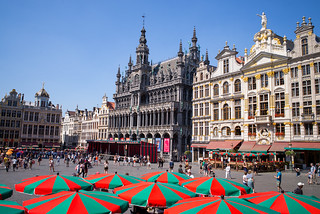 Grand-Place, Brussels | by romanboed