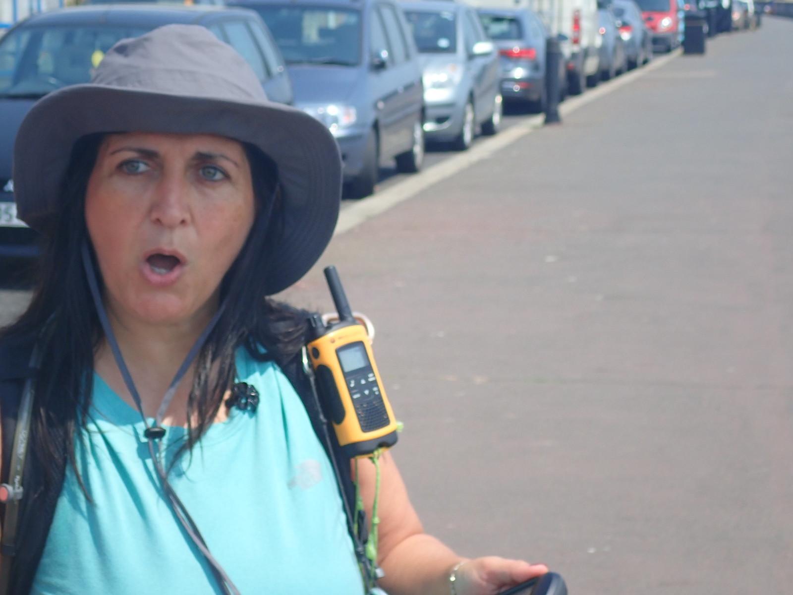 photo from walk Sea walk to Folkestone 07/07/2018