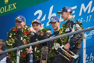 GTE Am winners - 24h du Mans 2018 | by Thibault Gaulain