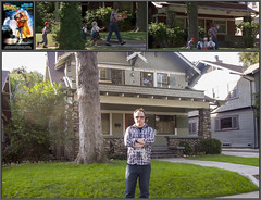 Back to the Future Part II (1989) Filming Location