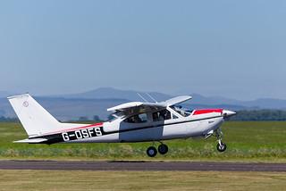 G-OSFS Cessna 177, Scone   by wwshack