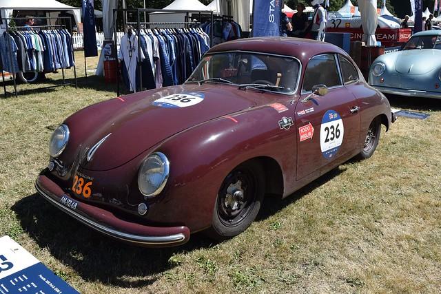 Porsche 356/1500S 1953