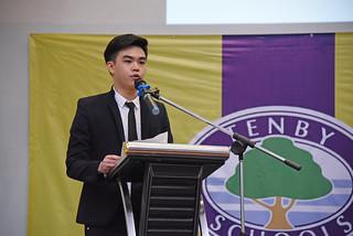Award Ceremony - Tenby International Secondary School Ipoh