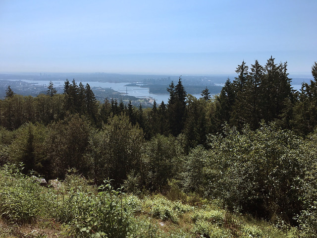 Cypress Hill Lookout, West Vancouver, BC. Canada