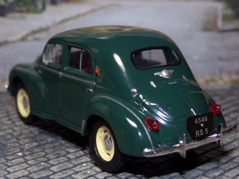 Eligor - 4CV Renault