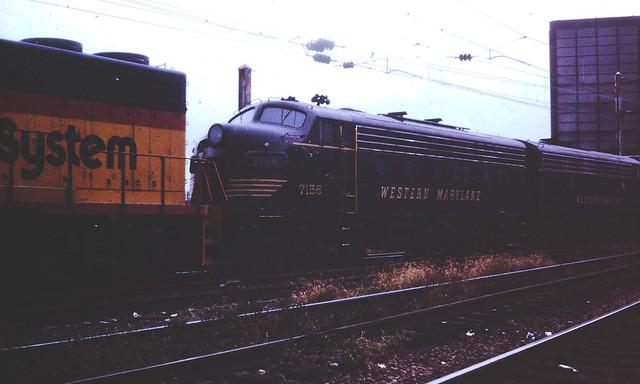 Western Maryland 7156