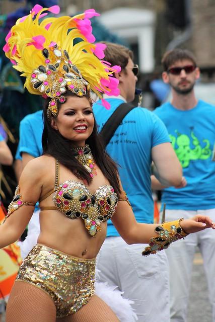 Edinburgh Festival Carnival 2018