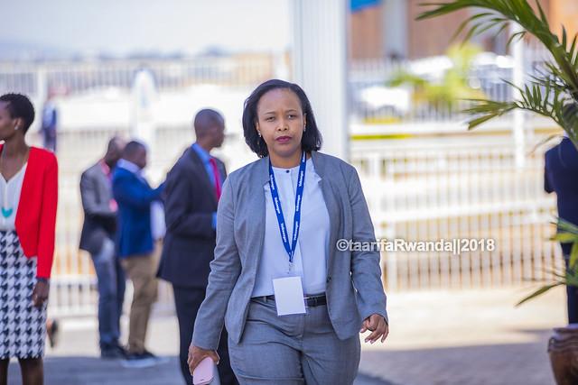 Launch of Volkswagen Mobility Solution   Kigali, 27 June 2018 @ TAARIFA