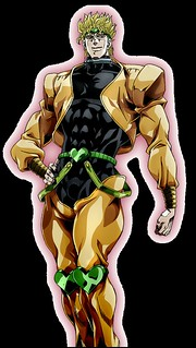 DIO_Part_3-Anime-render | by DReager100