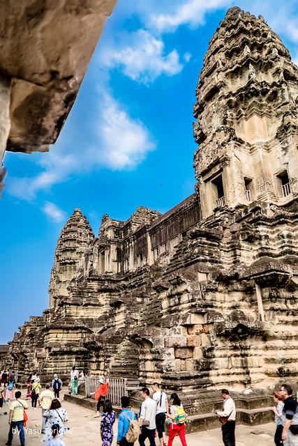 Angkor Wat Cambodia -40a
