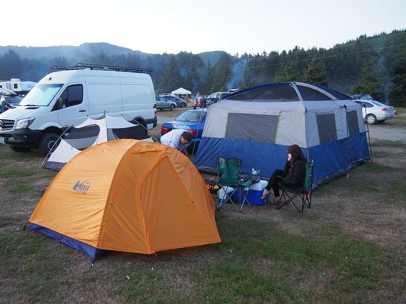 Hobuck Beach Campsite