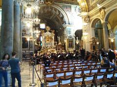IX Sinfonia di Ludwig van Beethoven - Basilica di Santa Maria in Ara Coeli, Roma