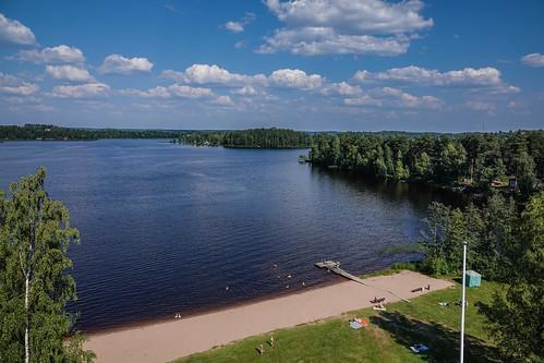 ikaalinen pirkanmaa finland fi suomi järvi lake