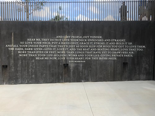 National Memorial for Peace and Justice, Montgomery, Alabama | by MDelli