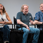 Polly Draper, Timothy Busfield and David Clennon