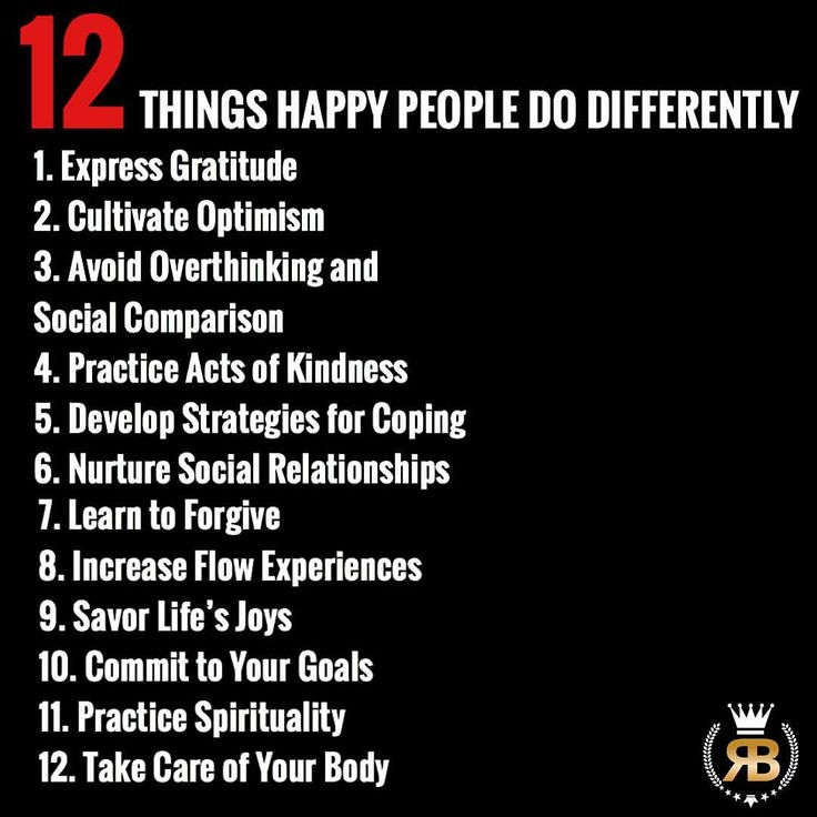 Success Quotes : 12 things happy people do differently How ...