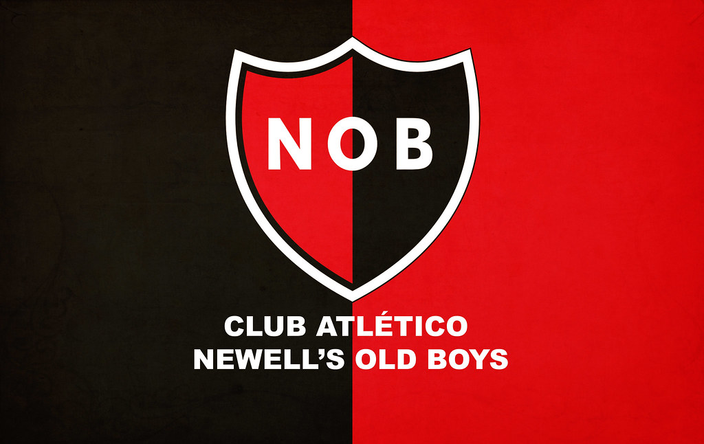 Club Atlético Newell's Old Boys - 1903 | Messi's first team … | Flickr