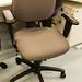 Vintage medium back operator chair E100