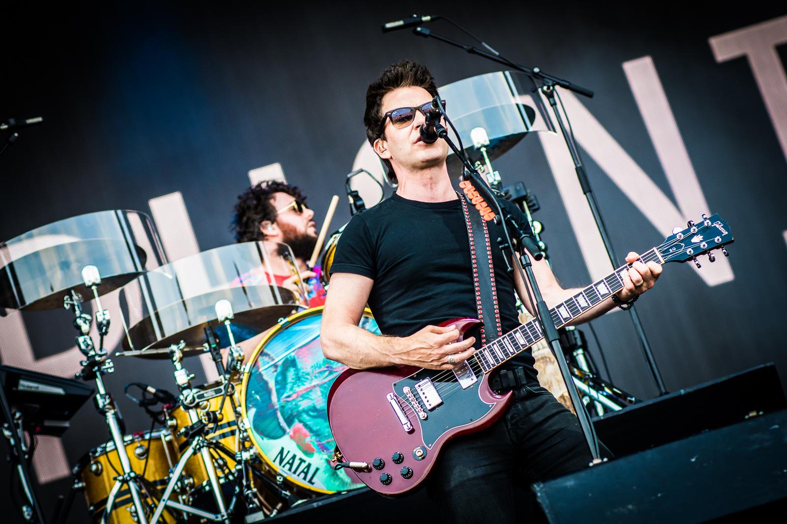 Stereophonics @ Rock Werchter (© Timmy Haubrechts))