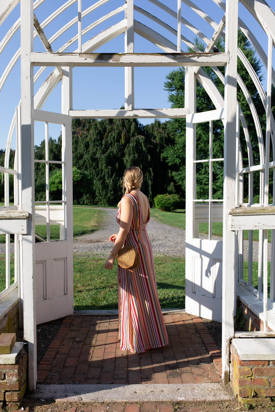 Lyndhurst Mansion Greenhouse Tarrytown Most Instagrammable Places in Westchester County New York