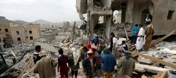 Yemen: The Triumph of Barbarism