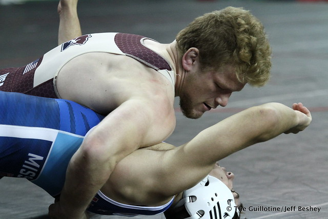 145 pounds Chandler Mooney of Minnesota 180719BJF0034