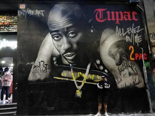 Tupac 2pac All Eyes on Me by mattybro_art - Street art in ...
