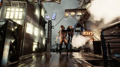 Gene Rain   by PlayStation.Blog