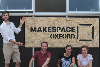 2018 Oxford Makespace Launch | by ludwig van standard lamp