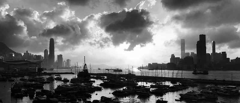 Harbour Silhouette