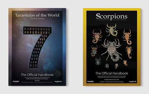 The new handbooks | by mygale.de