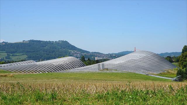 Le centre Paul Klee (Berne, Suisse)