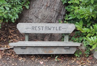 Bench with a Message | by mikecogh