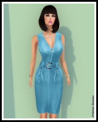 Anamarkova for Designer Showcase and Heartsdale for SWANK 2 | by ariannajasminesl