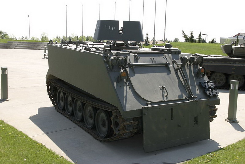 M113A2 APC 3