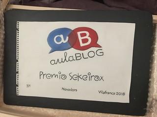Premio Sekeirox #AulaBlog18