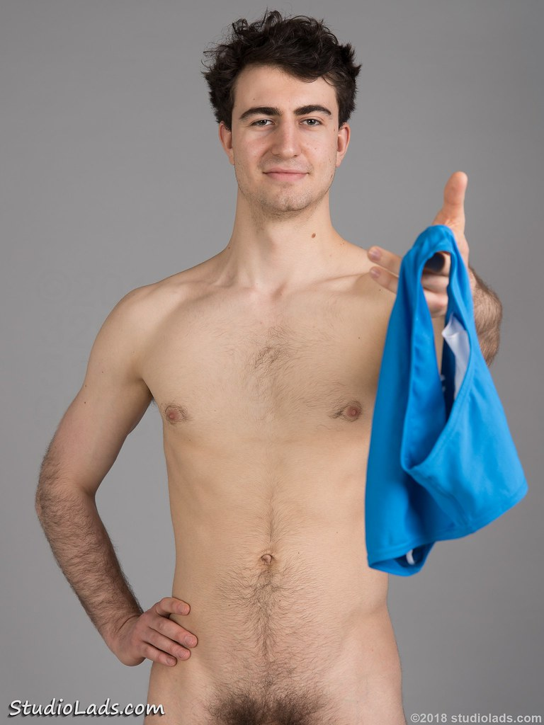 Naked Guy With Speedos Off Eric Is A Yo Male Model See Flickr